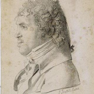 수베의 초상, 로마의 프랑스 한림원장 (1792-1807)