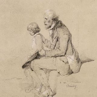 퇴역군인과 아이