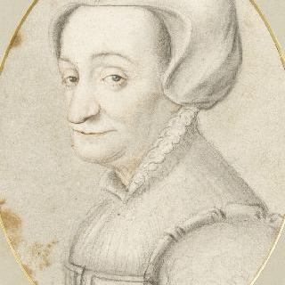 마리 드 라 샤스트르의 초상, 오브스핀 귀부인