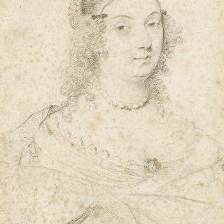 루이 마리즈의 초상, 곤자그네베르의 공주