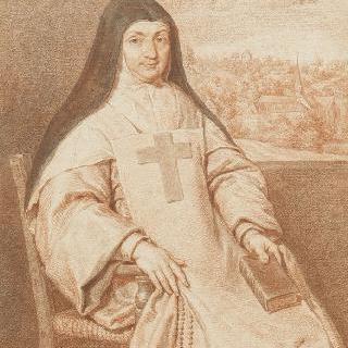 자클린 마리, 일명 앙젤리크 아르노, 포르루아얄 수녀원장 (1591-1661)