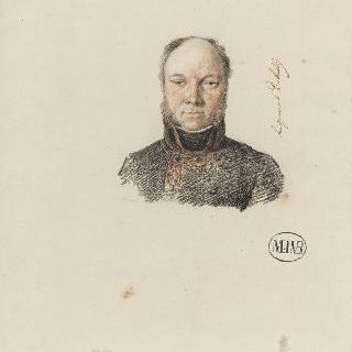 드레트르 장군의 초상, 틸리 백작 ()