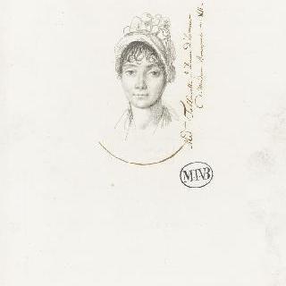 탈우에 부인, 보나파르트 부인의 시녀