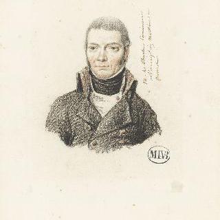 J.P.르 샹테르, 앙베르 해상 등록 사무장