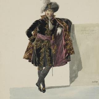 황실 고등법원의 일반 검사 의복