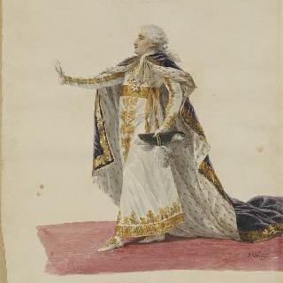 프랑스 제 1제정의 대서기장 의복