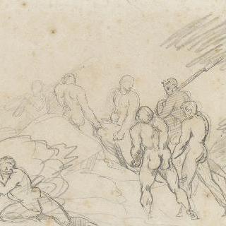 포델 암살 사건 1817년 3월 19일 : 시체 침수