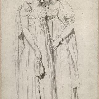아르베이 두 자매들의 초상