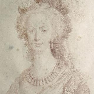 마리 앙투아네트, 프랑스 왕비 (1755-1793)
