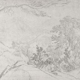 1821년 콤 호수