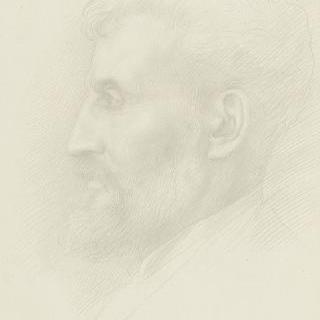 E. 랑테리의 초상, 조각가