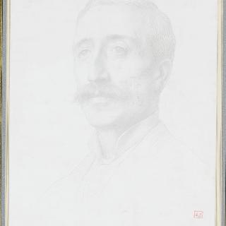 알프레드 드뤼리의 초상