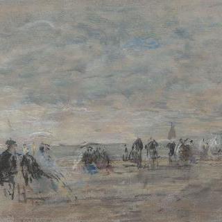 1862년-1870년 경의 해변