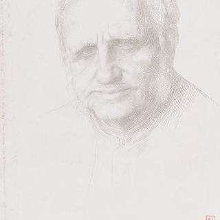 F. 세이모르 아덴씨의 초상, 판화가
