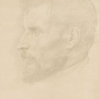필리베르 클레테의 초상
