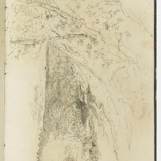 앨범 : 우일리 다리와 퐁 데베르 부근의 오른 강변