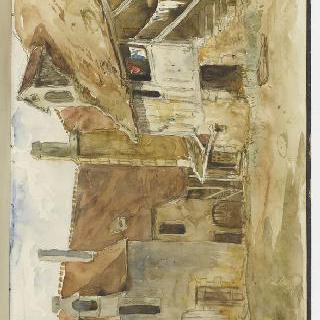 앨범 : 팔레즈 부근의 귀브레이의 가옥들
