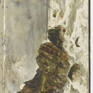 앨범 : 올가트의 바닷가의 절벽 위로 부서지는 파도들