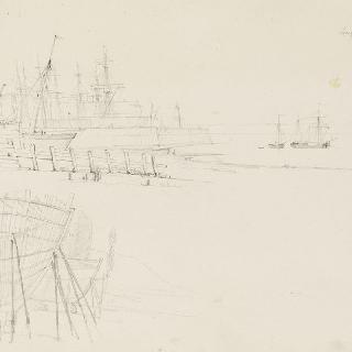 옹플뢰르 항구와 선박 조선소