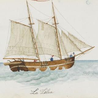 화첩 : 1856년의 바닷가