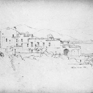 살레르 만 부근의 집
