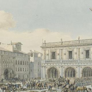 1796년 8월 4일 브레스키아의 점령