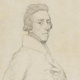 화가 로베르 디디에의 초상