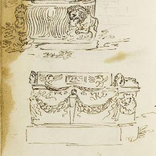 앨범 : 두 개의 고대 석관