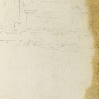 앨범 : 고대 석관과 코린트 양식의 기둥