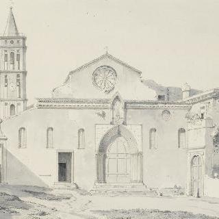 티볼리의 생 프랑수아 성당과 빌라 데스테