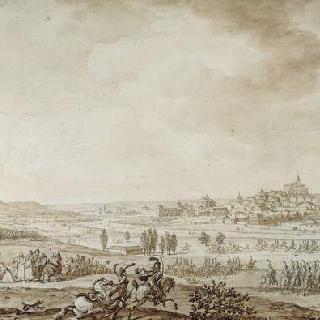 1808년 7월 14일 비시에르 사령관이 승리를 거둔 카스틸의 리오 세고 전투