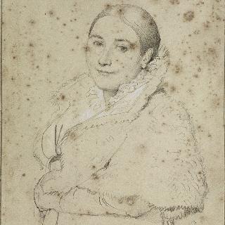 앵그르 부인의 초상