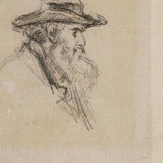 카미유 피사로의 초상 (1830-1903)