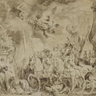 프레데릭 앙리 도랑쥬 왕자의 승리
