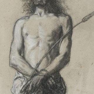 면류관을 쓴 예수