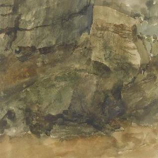 바뇰 드 로른느의 바위들