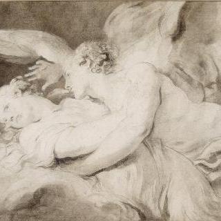 프시케와 사랑의 신, 혹은 보레와 오리시