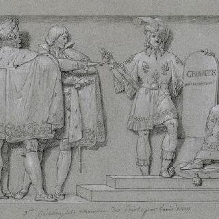 루이 18세의 의회 창설