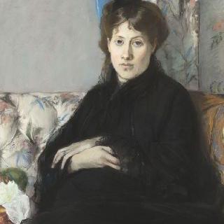 에드마 퐁티롱 부인의 초상