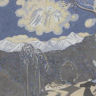 아시스의 성 프랑수아 생에 대한 일화 : 야간 장면