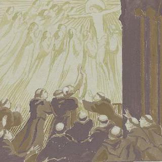 아시스의 성 프랑수아 생에 대한 일화