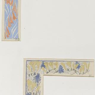 아시스의 성 프랑수아 생에 대한 일화 : 꽃 모티브