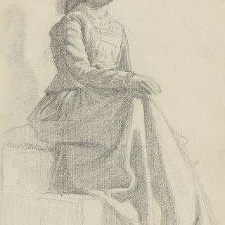 앨범 : 앉아있는 여인
