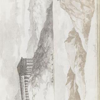 앨범 : 세제스타 사원의 전경