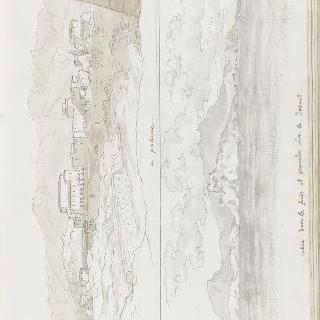 앨범 : 팔렘과 이스키아섬의 전경