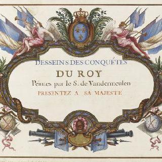 표제. 17세기 왕들의 정복