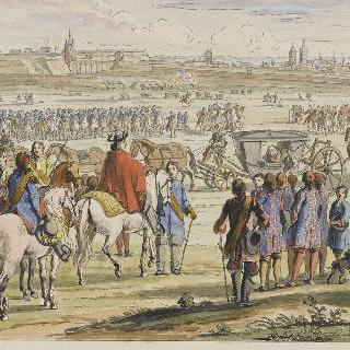 루이 14세의 전투
