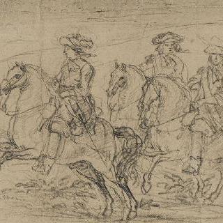 군대의 장군과 참모