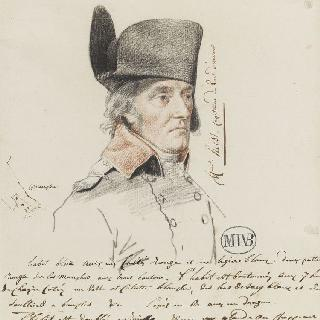외스트의 초상, 앙베르 항구의 대위