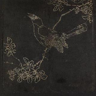 가지 위의 새